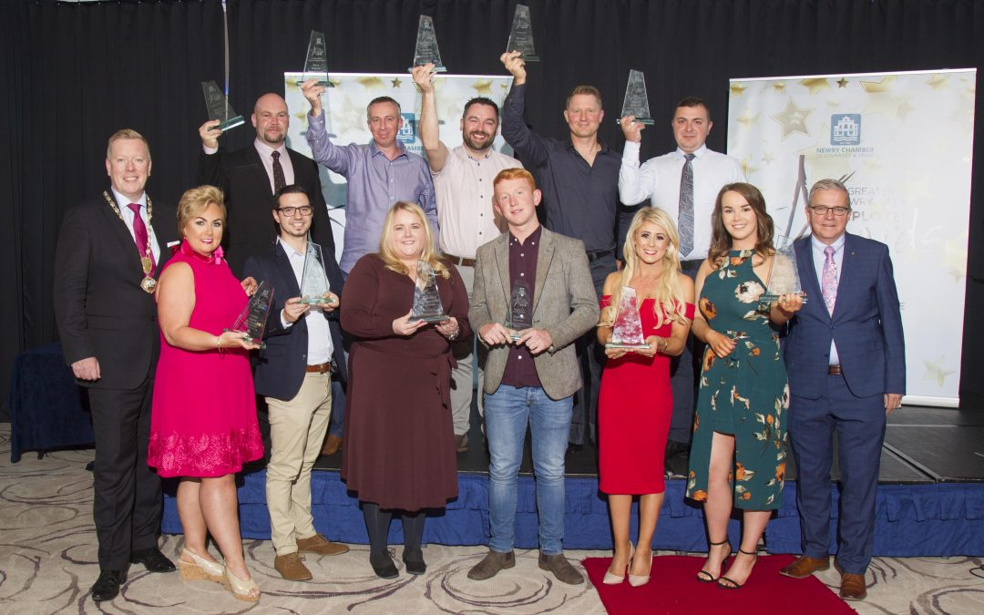 RECOGNITION FOR NEWRY'S TOP EMPLOYEES